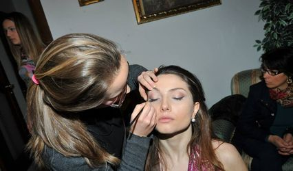 Giorgia Papallo Make up 1