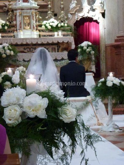 Allestimento Chiesa _ Interno