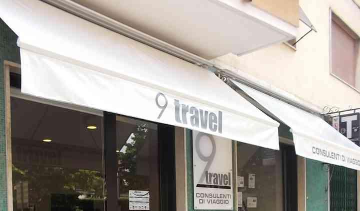 Ingresso agenzia 9 Travel