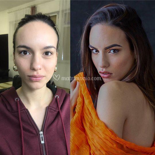 Lyssy Saleme Make-Up