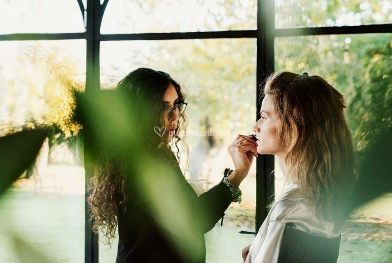 Annalisa Lalli Makeup