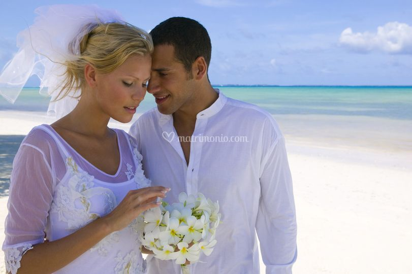 Giovani sposi