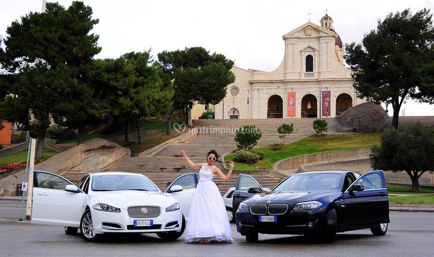 4)  Jaguar XF