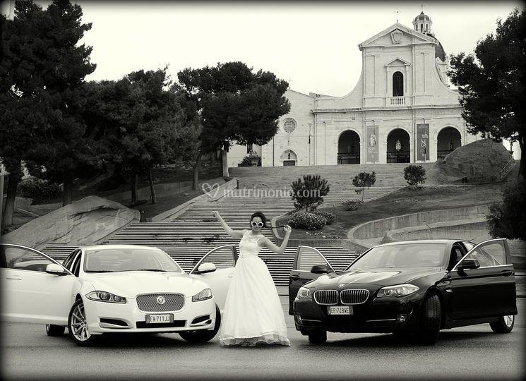 6)  Jaguar XF