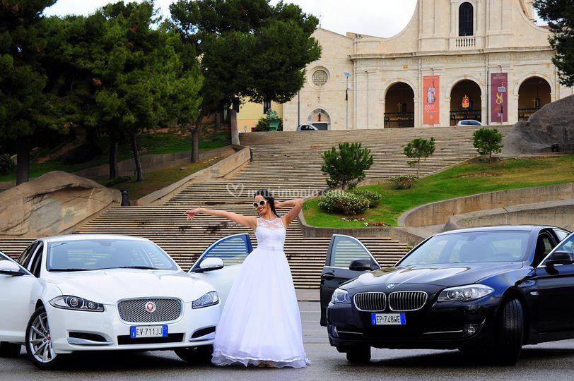 7)  Jaguar XF