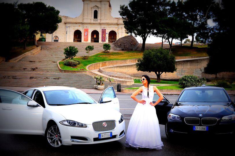 3)  Jaguar XF