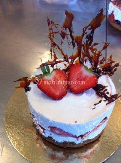 Cheesa Cake Monoporzione