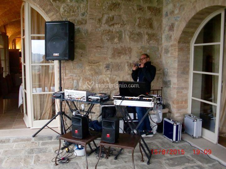 DJ professionale