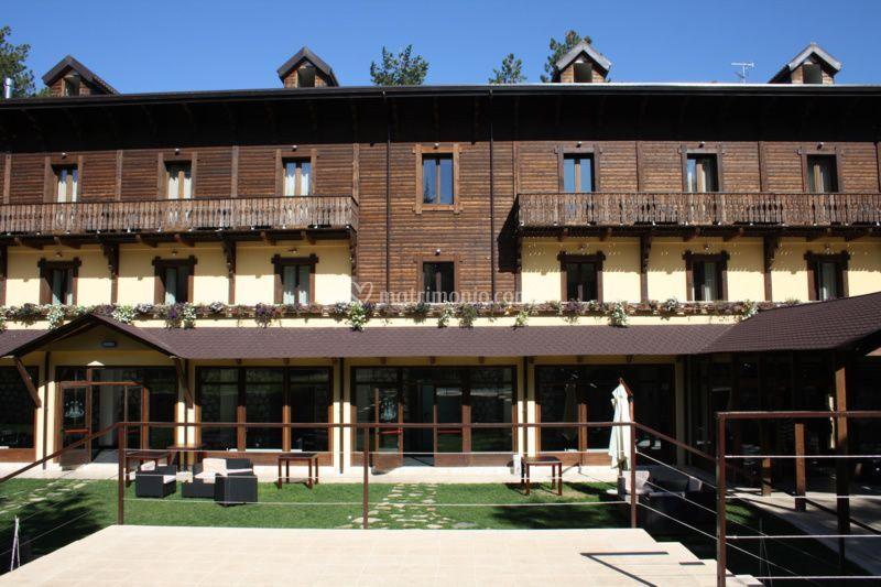 Grande Hotel Parco Dei Pini