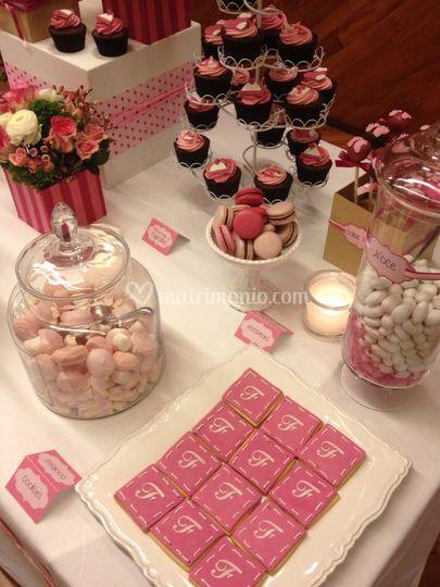 Matrimonio Esclusivo Toscana : Candy bar battesimo di matrimonio esclusivo foto