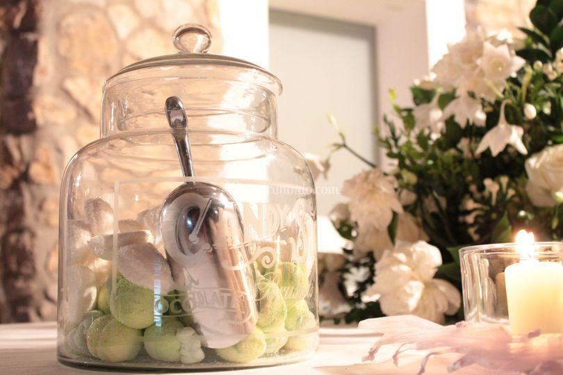 Matrimonio Esclusivo Toscana : Confettata candy di matrimonio esclusivo foto