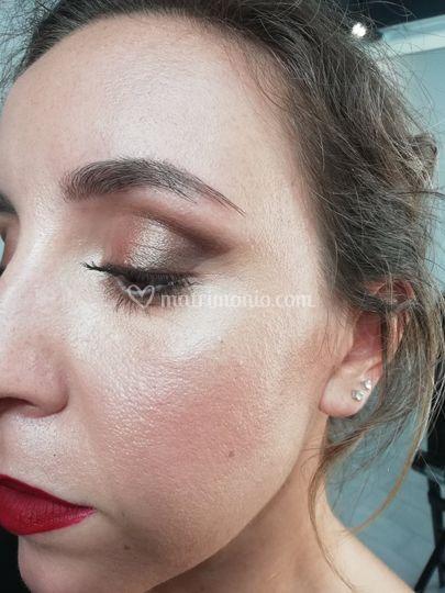 Make-up Sposa moderno