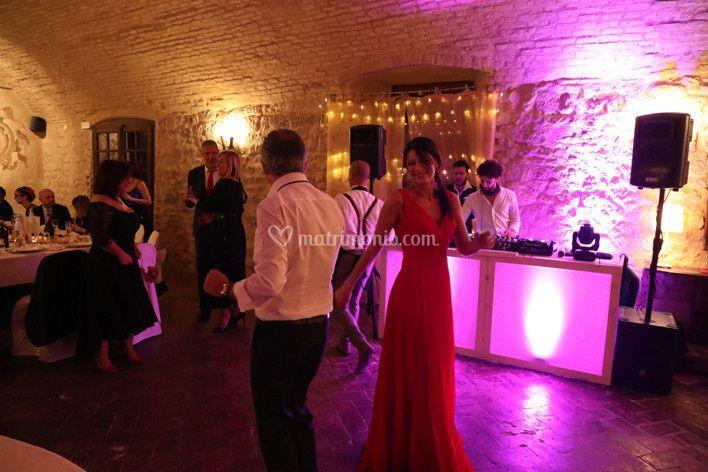 Party nel castello