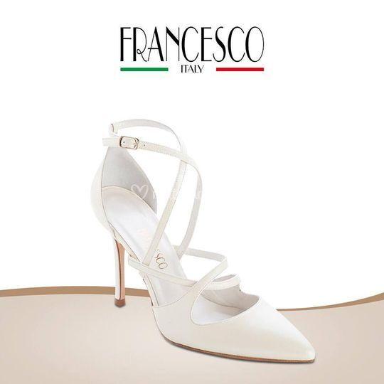 Scarpe Sposa Francesco Prezzi.Calzaturificio Francesco
