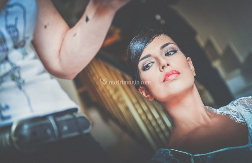 Piera Bridal MakeUp