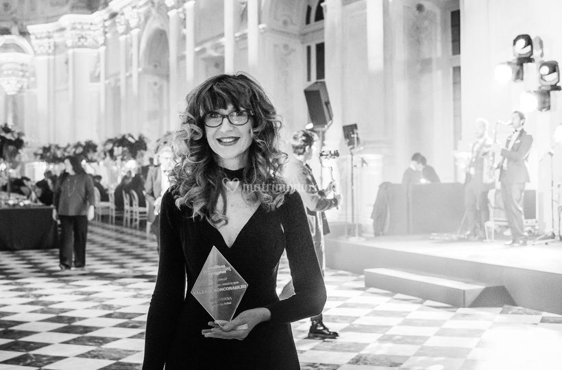 1°premio Italian Wedding 2019