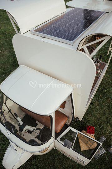 Pannello fotovoltaioico