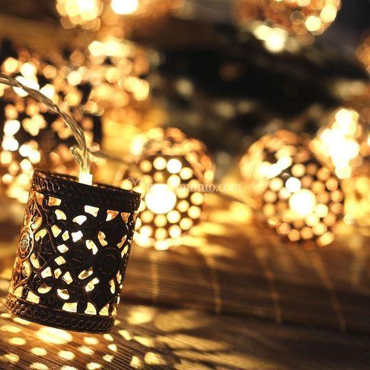 Lanterne Marrocco