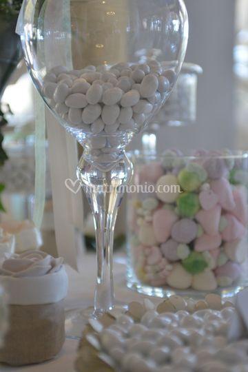 Confetti e marshmallow