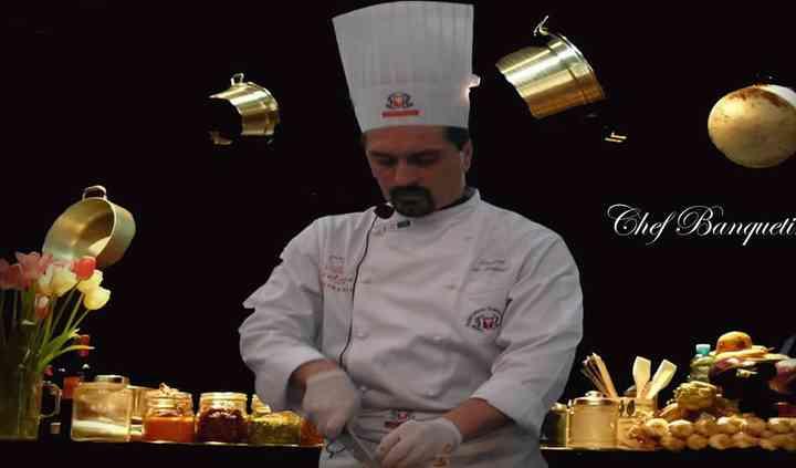 Chef Gaetano de Gennaro