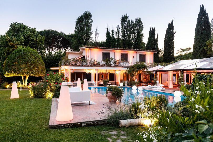 Wedding Day- Villa Appia Antica
