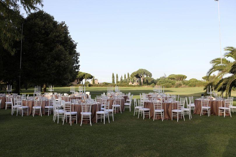 Wedding Day-Villa Appia Antica