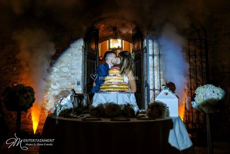 Torta e geyser