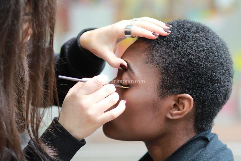 Giulia Ortuso Makeup