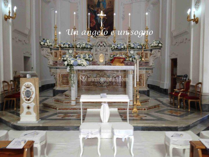 Un angelo e un sogno wedding planner events for Mobilya caserta