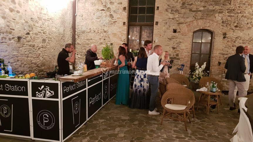 Servizio bartending
