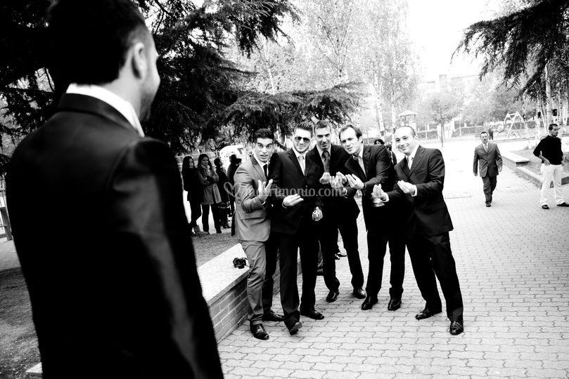 Matrimonio - Attesa