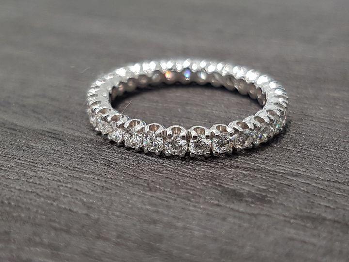 Eternelle oro diamanti
