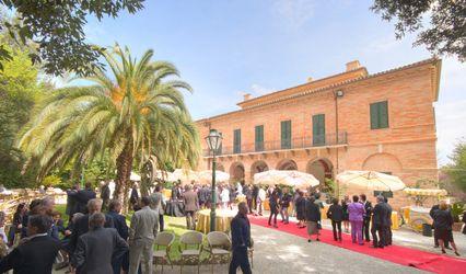 Villa Giustozzi - Ristorante Parco Hotel