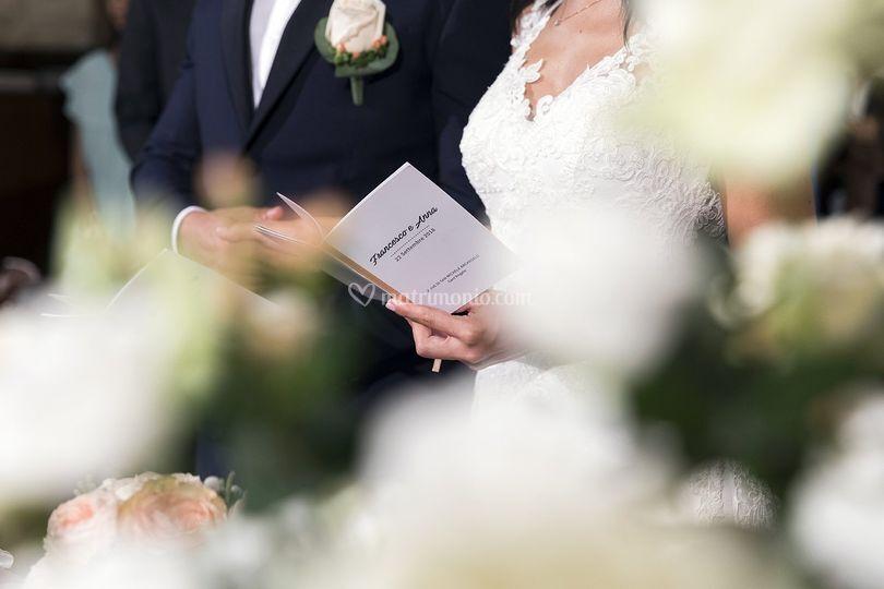 Anna&Francesco libretto messa