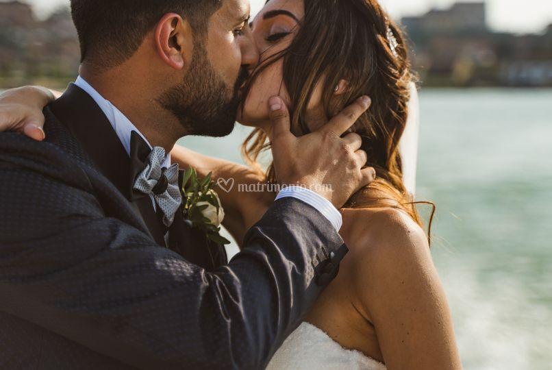 Bacio sul lago