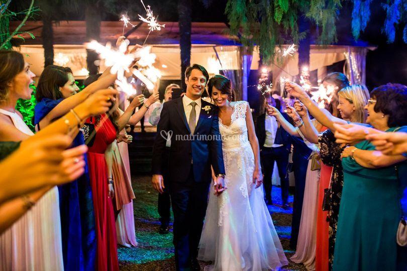 Villa Monastero Pax wedding