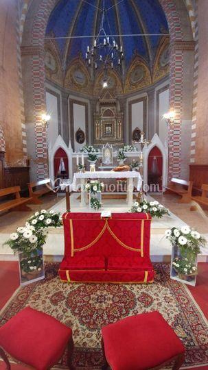 Interno di chiesa