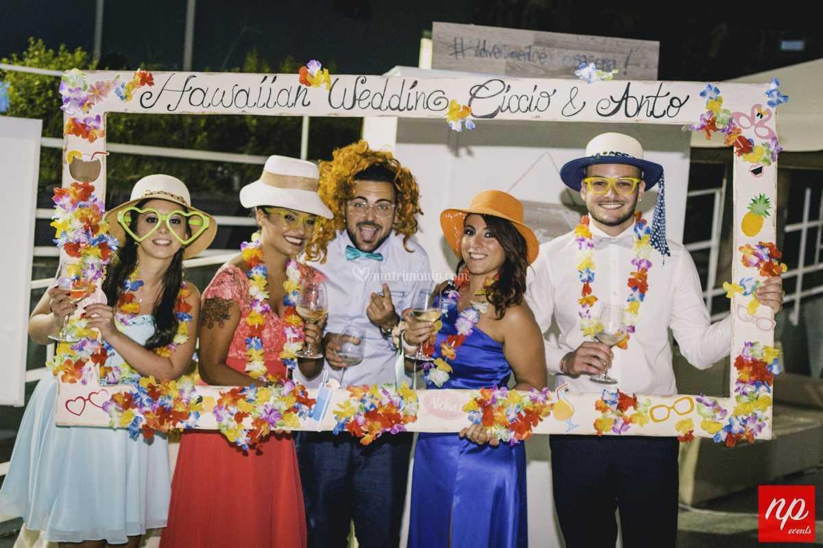 Matrimonio hawaiano
