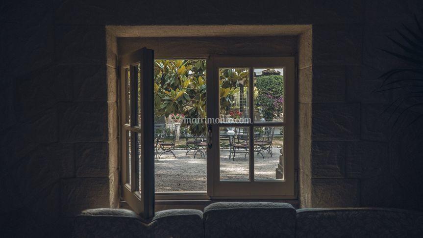 Finestra sul cortile