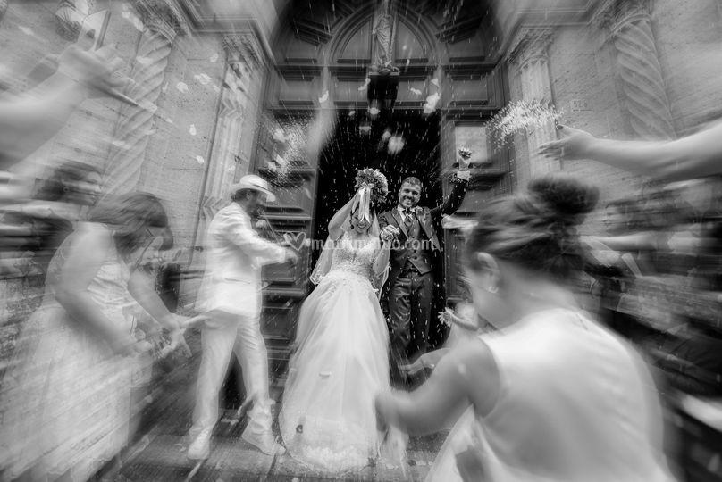 Wedding Explosion