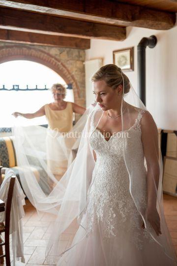 Preparazione-della. Sposa