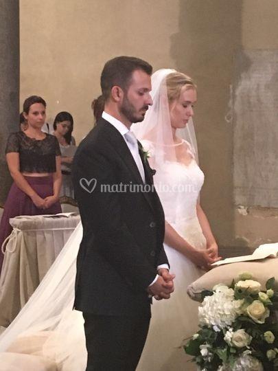 Giorgio e Alessandra