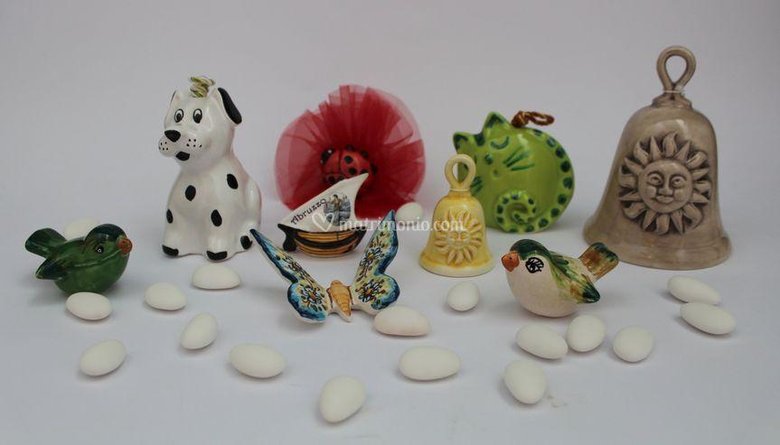 Bomboniere Ceramiche Liberati