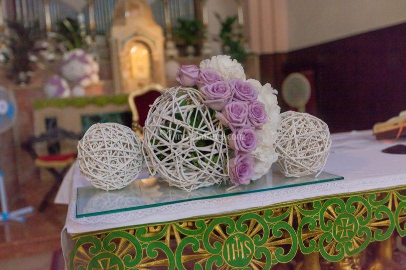 Composizioni sopra altare