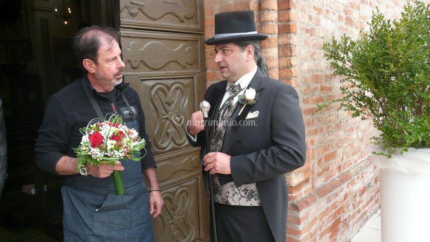 In attesa della sposa ...