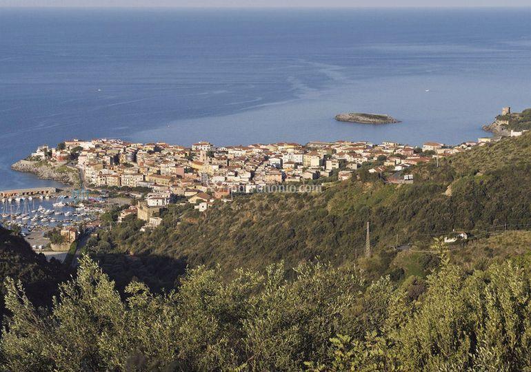 Panorama dal Relais