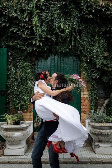 Raffaele e Martina