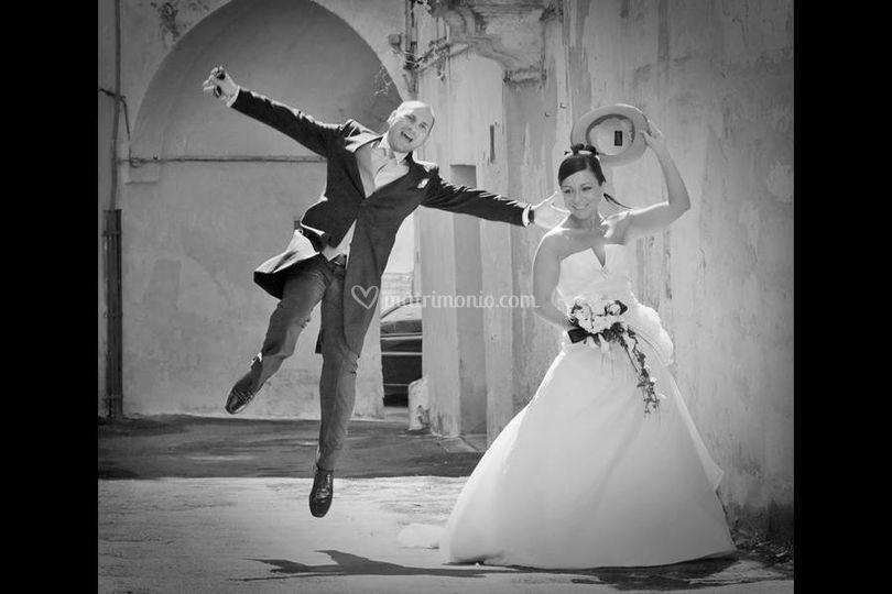 La gioia dello sposo