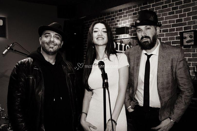 Cotton Club Trio