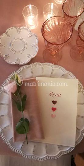 Menù Love